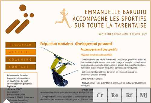 Coach sportif Bourg-St-Maurice